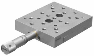 7T67SSV-25 - Stainless-Steel-Vacuum-Compatible Linear Stage