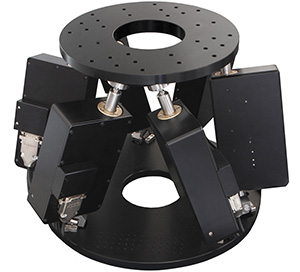 8HEX280 - Hexapod Positioner