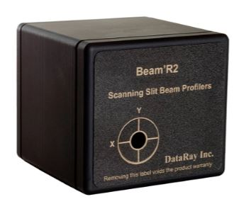 Beam'R2 – XY Scanning Slit Beam Profiler    S-BR2-Si