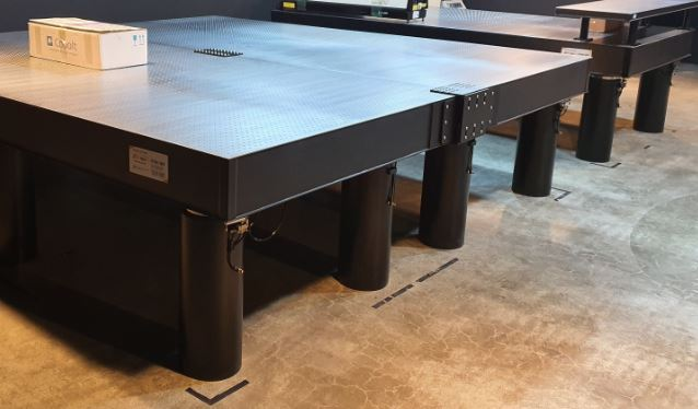JOINED / YOKE Table SYSTEM