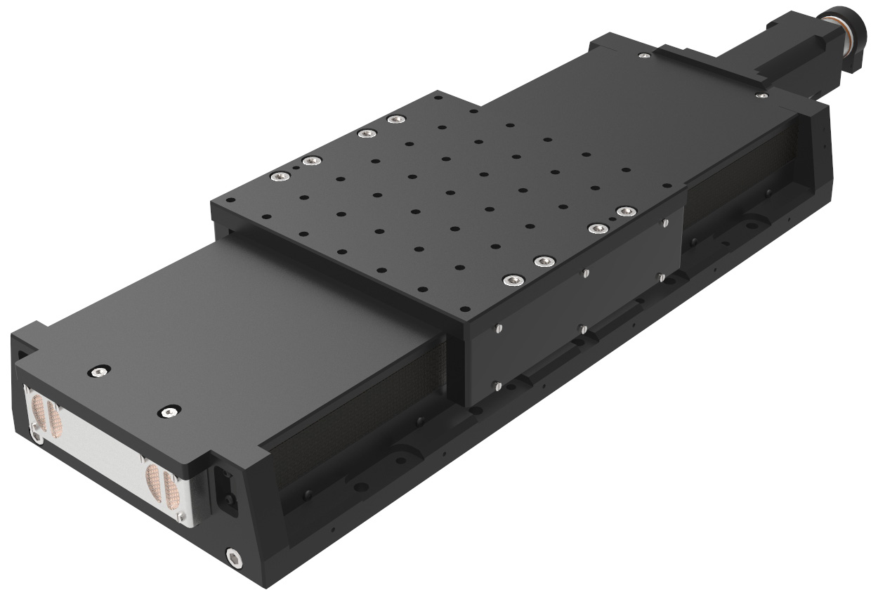 8MT165-200 - High-Load Precision Motorized Linear Stage